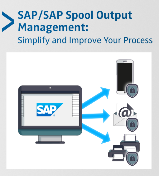 What is Output Management in SAP/SAP Spool? - SEAL Systems