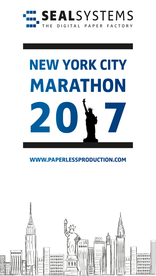 Seal_Shirt_hinten SEAL Systems at the 2017 New York City Marathon