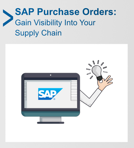 SAP Purchase Orders