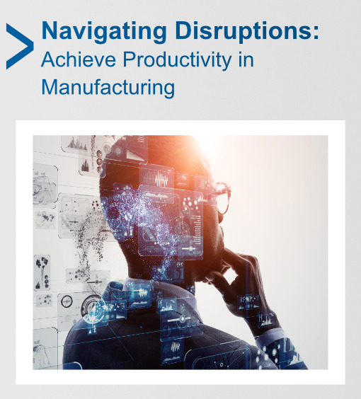 Achieve Productivity in Manufacturing