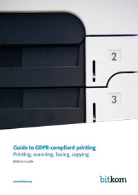 Titel-bitkom-guide-200px Data Protection Regulation: Compliant Printing with Output Management